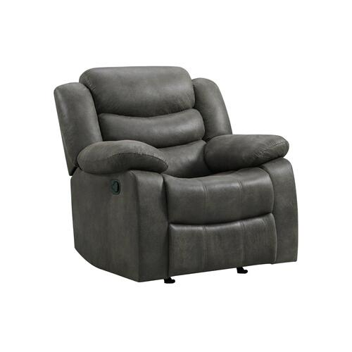 Lane Home Furnishings - Expedition Shadow 3PC Set: Reclining Sofa, Reclining Loveseat & Recliner (59929)