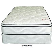 See Details - Sensuous Twin Mattress w/Box Springs