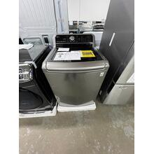 See Details - ** ANKENY LOCATION** 5.0 cu.ft. Smart wi-fi Enabled Top Load Washer with TurboWash3D™ Technology DENT ON FRONT