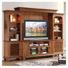 Allegheny Home Theater Wall Unit