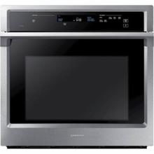 Samsung NV51K6650SS 30 Inch Wall Oven with Steam Cook and Convection