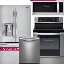 See Details - LG Kitchen Package