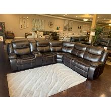 Deep Brown Motion Sectional