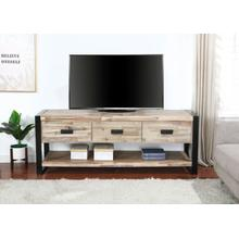 "City Slicker 70"" Natural TV Stand"