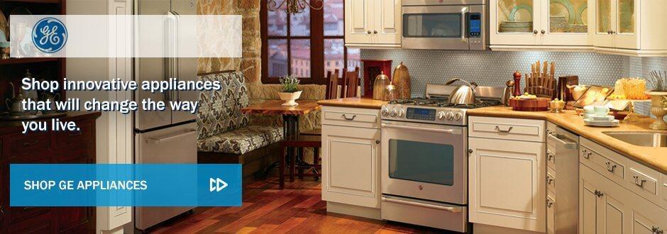 Shop General Electric Appliances