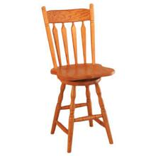 Plain Back Side Barstool