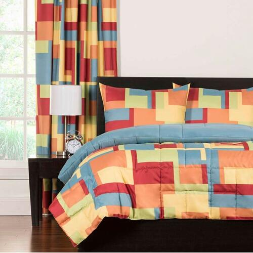 """Paint Box"" Crayola Comforter Sets Twin"