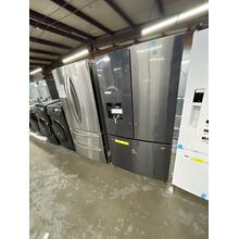See Details - ***ANKENY LOCATION*** Frigidaire 26.8 Cu. Ft. French Door Refrigerator ***OPEN BOX DENT ON SIDE**