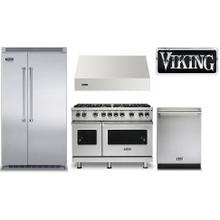 "VIKING 48"" GAS RANGE PACKAGE"