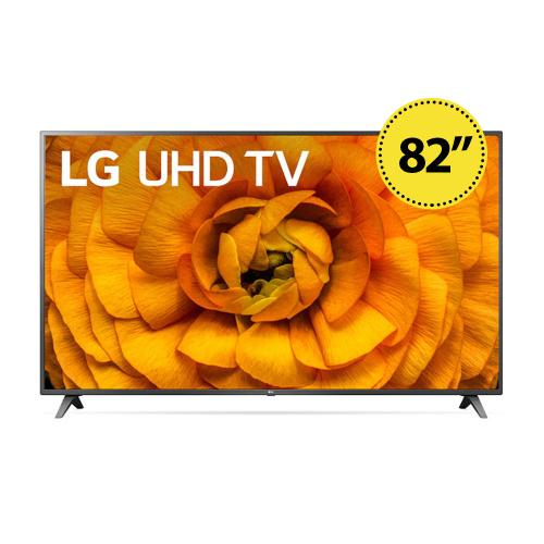 LG 82 Inch 4K Smart LED TV with AI ThinQ