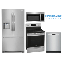 """See Details - Frigidaire Gallery 36"""" French Door Package"""