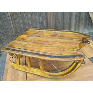 Logging Sled Coffee Table - Large Version