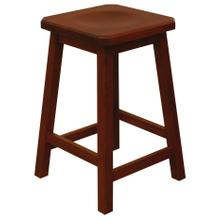 Milo Amish Custom Barstool / Counter Stool