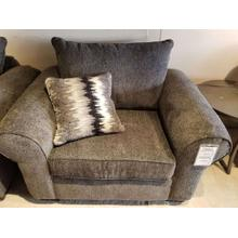 See Details - Camero Pewter Chair and 1/2