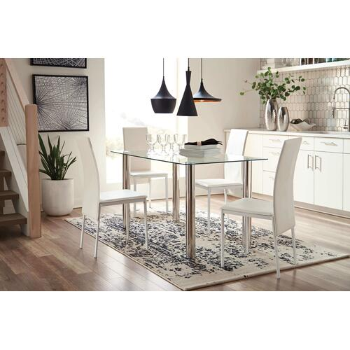 Sariden - 5 Piece Dining Room Set
