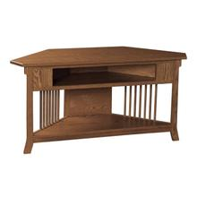 Royal Small Corner Entertainment Table