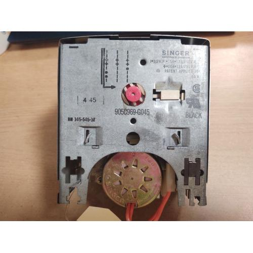 GE WASHER TIMER 905C969-G045 FREE SHIPPING/DELIVERY