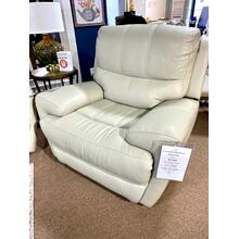 Andros Cloud Leather Power Recliner