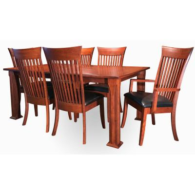 Steeple Leg Dining Room Set