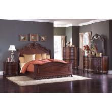 Deryn Park 4Pc Queen Bed Set