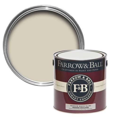 Farrow & Ball - Shadow White No.282