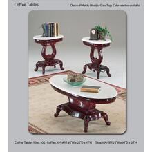 Coffee Table 105
