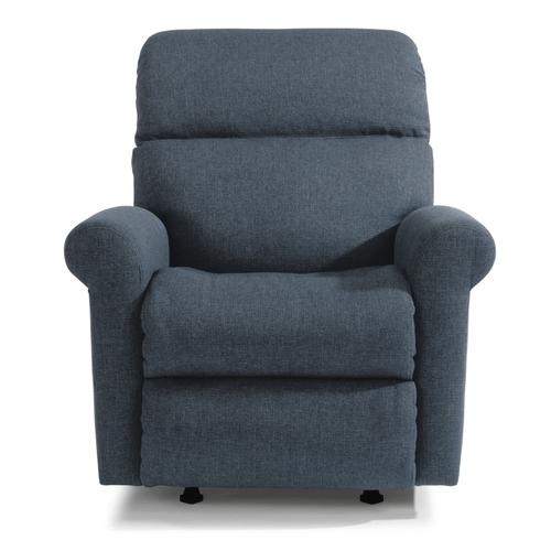 Flexsteel - Davis Fabric Recliner