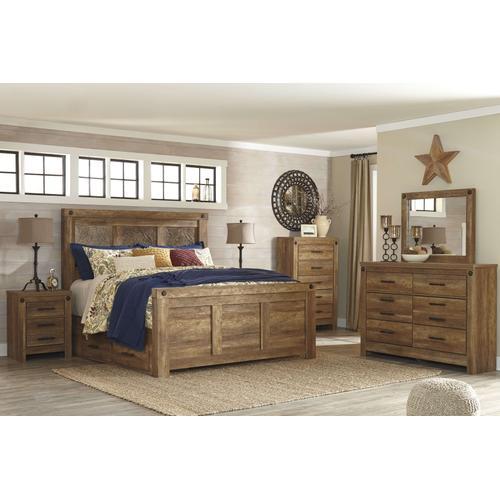 Ashley Furniture - Ashley Furniture B399 Ladimier Bedroom Set Houston Texas USA.