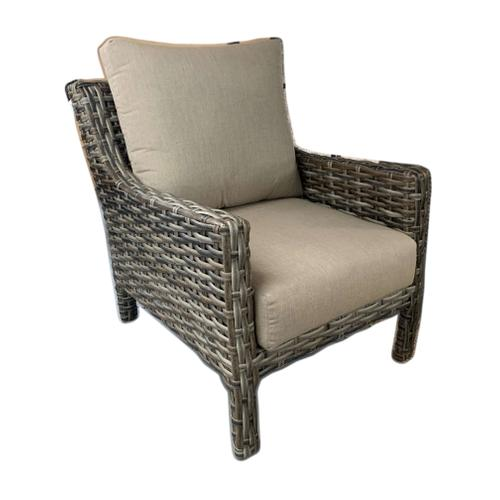 Inverness Wicker Chair