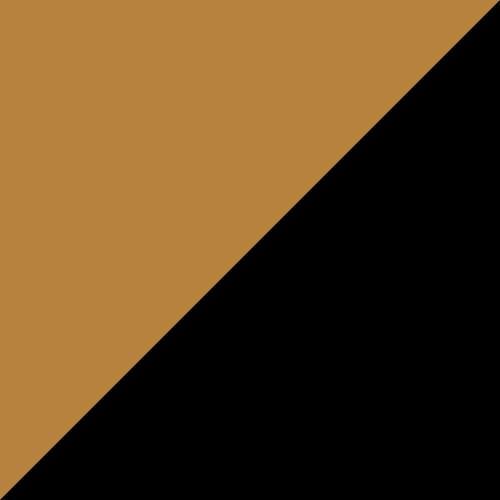 """Square Planter 24"""" Cedar and Black"""