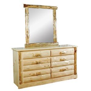RRP161  6-Drawer Dresser