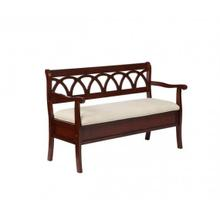 Whitney Bench Cherry
