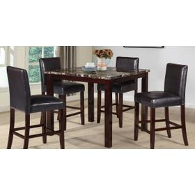 Jupiter Pub- Table/ 4 Chairs