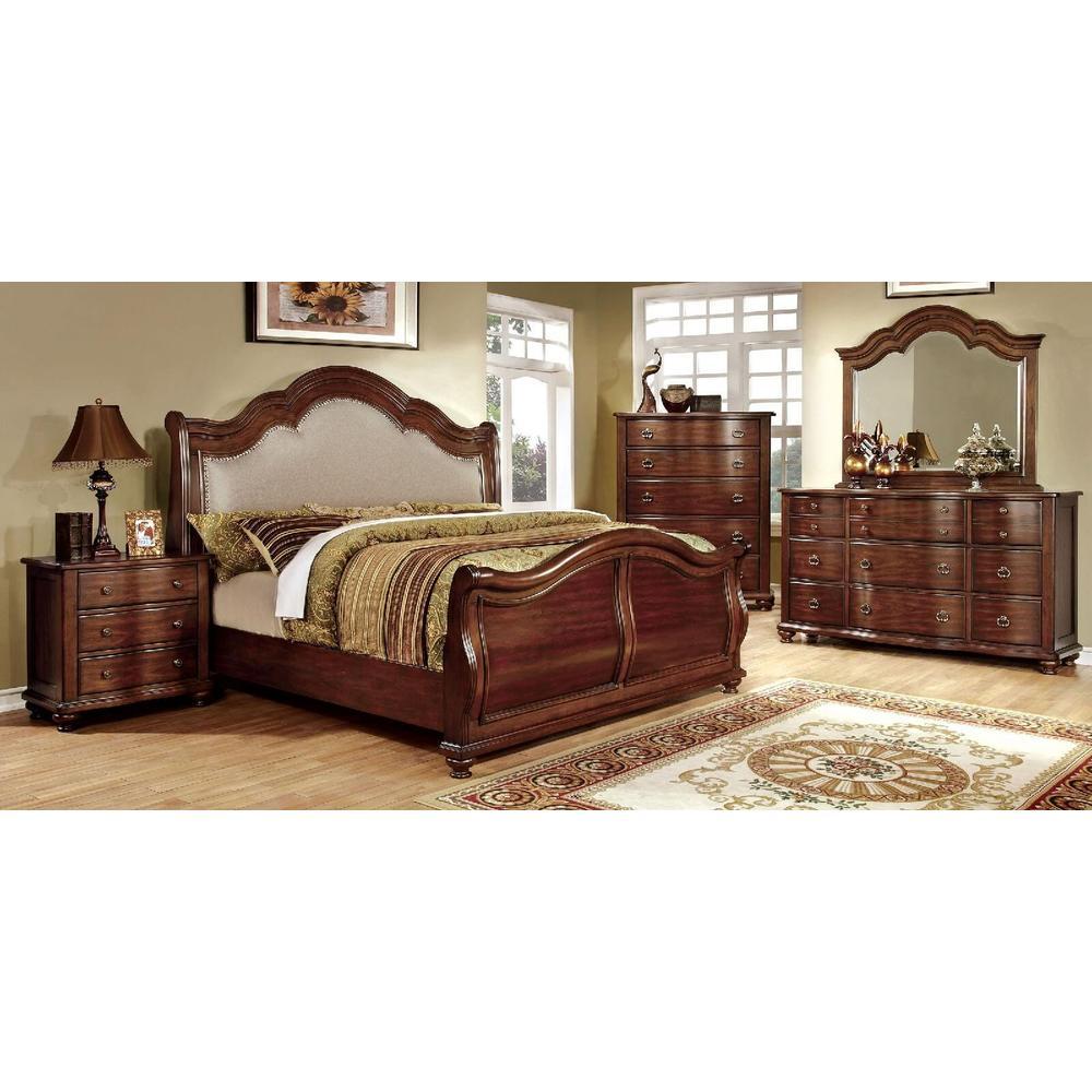 Bellavista 4Pc Cal King Bed Set