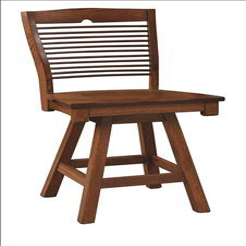Amish Furniture - Milo Stool