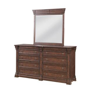 See Details - Hampton Park Dresser and Mirror