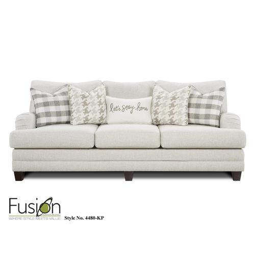 4480 Basic Wool Sofa