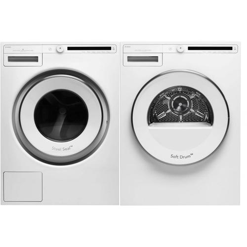 ASKO Classic Washer and Dryer Package