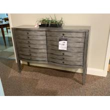 3 Door Credenza with High Legs
