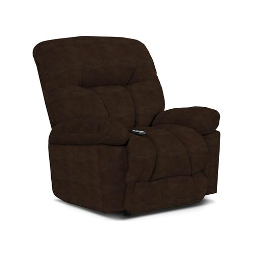 Retreat Rocker Recliner in Birch