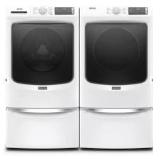 Maytag Laundry Set W/ Pedestals