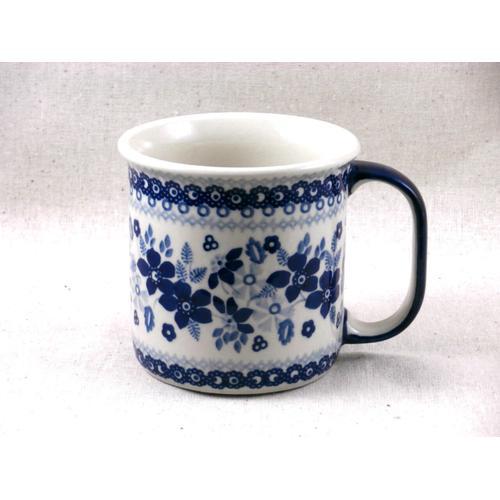 Gallery - Indigo Garden Straight Mug