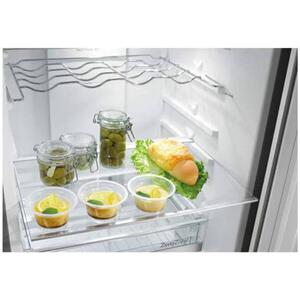Original Retro Style Refrigerator - Champagne