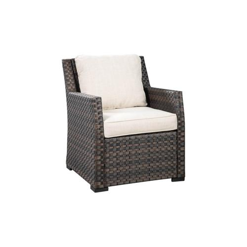 ASHLEY P455-823-625-820 4-Pc Easy Isle Outdoor Patio Sectional Set
