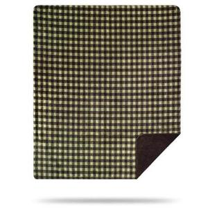 Denali Blankets - Thyme Chocolate Buffalo Check