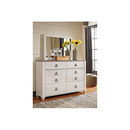 Willowton King Panel Bedroom Package