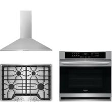 See Details - Frigidaire 3 PC Stainless Package