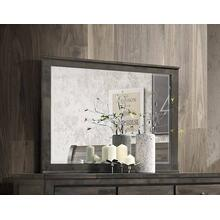 Blue Ridge Mirror - Rustic Gray