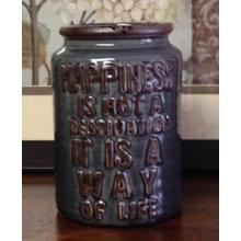See Details - Ceramic Cutlery Jar
