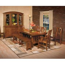 Calabasas 8 Piece Dining Room Set